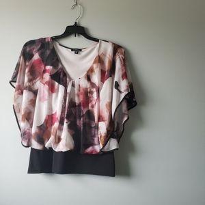 Le Chateau medium floral blouse